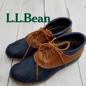 Women's LL Bean Maine hunting shoe